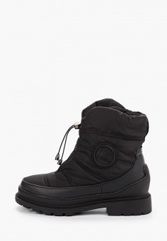 Дутики, Baden, цвет: черный. Артикул: BA993AWFSVG3. Обувь / Сапоги / Дутики