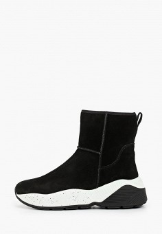 Ботинки, Baden, цвет: черный. Артикул: BA993AWFSVK7. Обувь / Ботинки