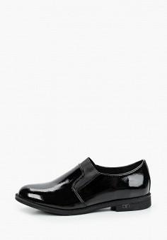 Лоферы, Baden, цвет: черный. Артикул: BA993AWJAUB9. Обувь / Туфли / Лоферы