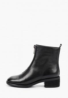 Полусапоги, Baden, цвет: черный. Артикул: BA993AWJAUD4. Обувь / Сапоги / Полусапоги