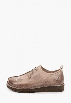 Ботинки, Baden, цвет: бежевый. Артикул: BA993AWJAUD8. Обувь / Обувь с увеличенной полнотой