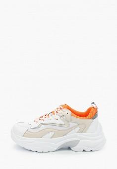 Кроссовки, Baden, цвет: белый. Артикул: BA993AWJAUP1. Обувь