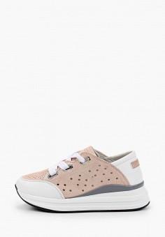 Кроссовки, Baden, цвет: розовый. Артикул: BA993AWJAUS2. Обувь / Обувь с увеличенной полнотой