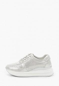 Кроссовки, Baden, цвет: серебряный. Артикул: BA993AWJAUS4. Обувь