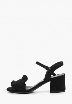 Босоножки, Betsy, цвет: черный. Артикул: BE006AWEMSO7. Обувь / Босоножки