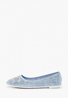 Балетки, Betsy, цвет: голубой. Артикул: BE006AWIHUR4. Обувь / Балетки