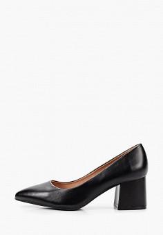 Туфли, Betsy, цвет: черный. Артикул: BE006AWKDEA0. Обувь / Туфли