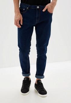 Джинсы, Befree, цвет: синий. Артикул: BE031EMFWIZ2. Одежда / Джинсы / Зауженные джинсы