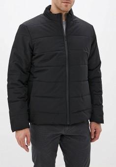 Куртка утепленная, Befree, цвет: черный. Артикул: BE031EMFWIZ7. Одежда / Верхняя одежда / Пуховики и зимние куртки