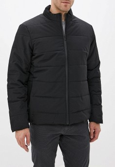 Куртка утепленная, Befree, цвет: черный. Артикул: BE031EMFWIZ7. Одежда / Верхняя одежда / Пуховики и зимние куртки / Зимние куртки
