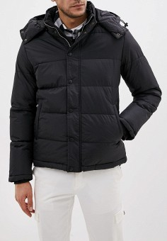 Куртка утепленная, Befree, цвет: черный. Артикул: BE031EMHDTS7. Одежда / Верхняя одежда / Пуховики и зимние куртки / Зимние куртки