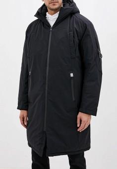 Куртка утепленная, Befree, цвет: черный. Артикул: BE031EMHDTT2. Одежда / Верхняя одежда / Пуховики и зимние куртки / Зимние куртки
