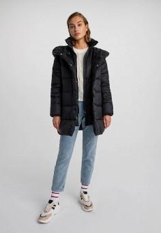 Куртка утепленная, Befree, цвет: черный. Артикул: BE031EWHCPQ7.
