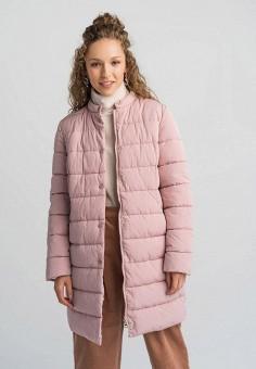 Куртка утепленная, Befree, цвет: розовый. Артикул: BE031EWHCPR5.
