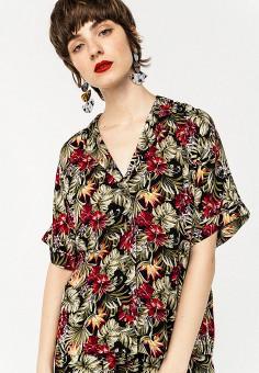 Блуза, Befree, цвет: мультиколор. Артикул: BE031EWJBCX0.