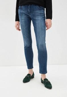 Джинсы, Betty Barclay, цвет: синий. Артикул: BE053EWIEKJ6. Одежда / Джинсы / Узкие джинсы