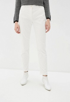 Джинсы, Betty Barclay, цвет: белый. Артикул: BE053EWIEKJ7. Одежда / Джинсы / Узкие джинсы