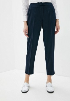 Брюки, Betty Barclay, цвет: синий. Артикул: BE053EWIPVQ6. Одежда / Брюки / Классические брюки