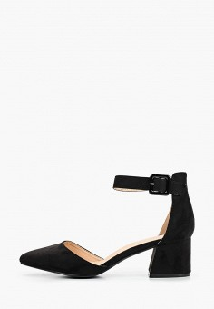 Туфли, Bellamica, цвет: черный. Артикул: BE058AWIOWI4. Обувь / Туфли