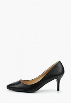 Туфли, BelleWomen, цвет: черный. Артикул: BE060AWANUD5. Обувь / Туфли / Лодочки