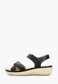 Босоножки, BelleWomen, цвет: черный. Артикул: BE060AWJFOZ3. Обувь / Босоножки