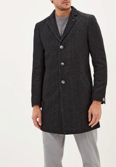 Пальто, Berkytt, цвет: серый. Артикул: BE068EMCLQI0. Одежда / Верхняя одежда / Пальто