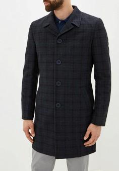 Пальто, Berkytt, цвет: синий. Артикул: BE068EMGLSK4. Одежда / Верхняя одежда / Пальто
