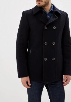 Полупальто, Berkytt, цвет: синий. Артикул: BE068EMGLSK6. Одежда / Верхняя одежда / Пальто