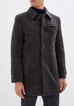 Пальто, Berkytt, цвет: серый. Артикул: BE068EMGMKC3. Одежда / Верхняя одежда / Пальто