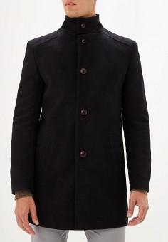 Пальто, Berkytt, цвет: черный. Артикул: BE068EMGMKC4. Одежда / Верхняя одежда / Пальто