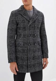 Пальто, Berkytt, цвет: серый. Артикул: BE068EMGMKC6. Одежда / Верхняя одежда / Пальто