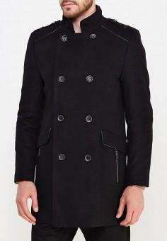 Пальто, Berkytt, цвет: черный. Артикул: BE068EMUSZ33. Одежда / Верхняя одежда / Пальто