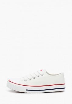 Кеды, Beppi, цвет: белый. Артикул: BE099AKHNMQ9. Мальчикам / Обувь / Кроссовки и кеды