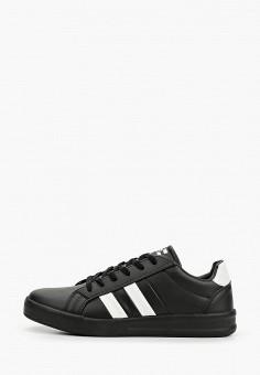 Кеды, Beppi, цвет: черный. Артикул: BE099AMHNRK0. Обувь / Кроссовки и кеды