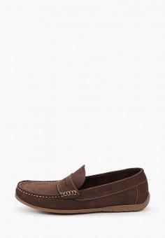 Мокасины, Beppi, цвет: коричневый. Артикул: BE099AMHNRS0. Обувь / Мокасины и топсайдеры