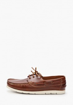 Топсайдеры, Beppi, цвет: коричневый. Артикул: BE099AMHNRV1. Обувь