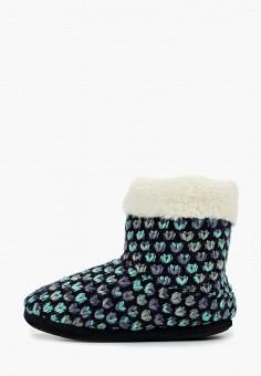 Тапочки, Beppi, цвет: мультиколор. Артикул: BE099AWFQHR9. Обувь / Домашняя обувь