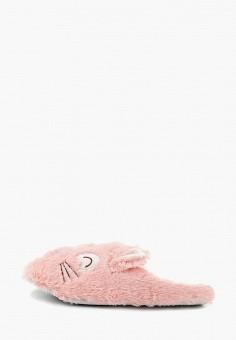 Тапочки, Beppi, цвет: розовый. Артикул: BE099AWFQHU5. Обувь / Домашняя обувь