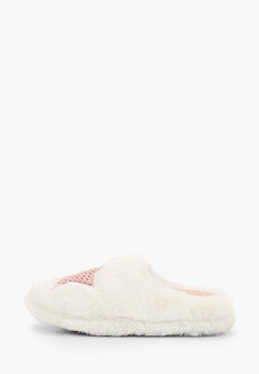 Тапочки, Beppi, цвет: белый. Артикул: BE099AWGYMK0. Обувь / Домашняя обувь