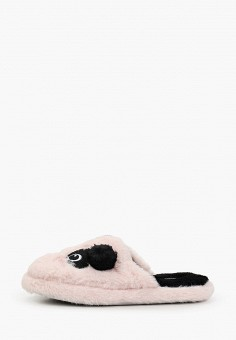 Тапочки, Beppi, цвет: розовый. Артикул: BE099AWGYMK1. Обувь / Домашняя обувь