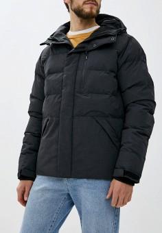 Куртка утепленная, Billabong, цвет: черный. Артикул: BI009EMHNGE2. Одежда / Верхняя одежда / Пуховики и зимние куртки / Зимние куртки