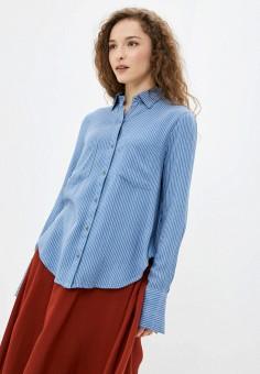 Рубашка, Billabong, цвет: синий. Артикул: BI009EWJGGQ0. Одежда / Блузы и рубашки / Рубашки