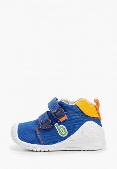 Ботинки, Biomecanics, цвет: синий. Артикул: BI029ABJHJM5. Мальчикам / Обувь / Ботинки
