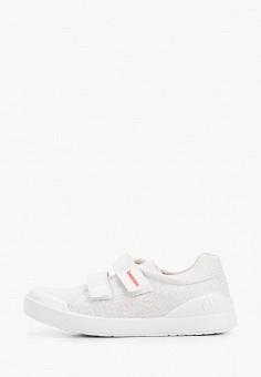 Кеды, Biomecanics, цвет: белый. Артикул: BI029AKJHJL1. Девочкам / Обувь