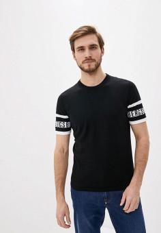 Джемпер, Bikkembergs, цвет: черный. Артикул: BI535EMHKBJ9.