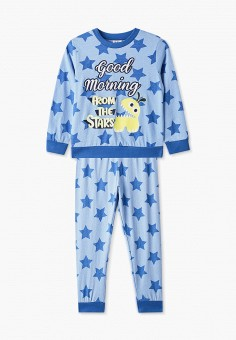 Пижама, Blukids, цвет: голубой. Артикул: BL025EBHRGG9.