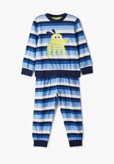 Пижама, Blukids, цвет: голубой. Артикул: BL025EBHRGH0.