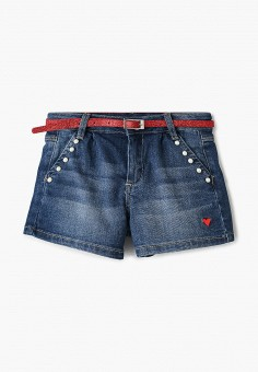 Шорты джинсовые, Blukids, цвет: синий. Артикул: BL025EGHRPW5.