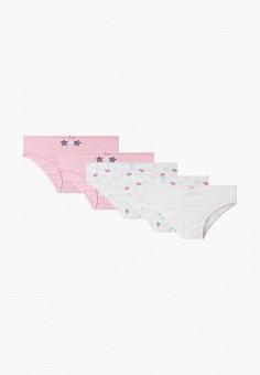 Комплект, Blukids, цвет: белый, розовый. Артикул: BL025EGIBFB7.