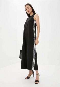 Комбинезон, Blugirl Folies, цвет: черный. Артикул: BL031EWIAUM9. Одежда / Комбинезоны